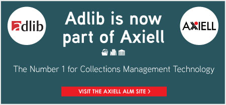Adlib is now part of Axiell